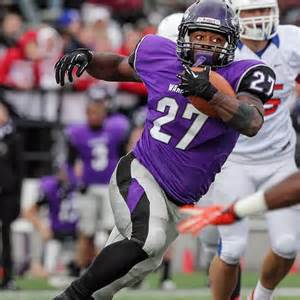 UWW running back Jordan Ratliffe was a very solid player dominating his conference. He has the NFL traits to be a good back in the upcoming Draft