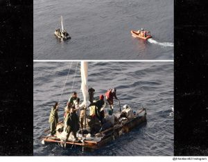 Steelers cruise ship rescued 16 refugees while out in the middle of the ocean