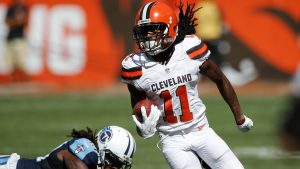 Browns are getting close to re-signing wide out Travis Benjamin