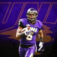 Northern Iowa running back Darrian Miller is a back that can punish you in both the run game as well as the passing game