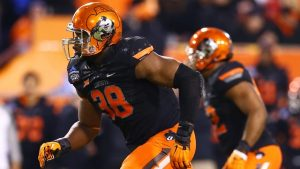 Emmanuel Ogbah is a very solid pass rusher