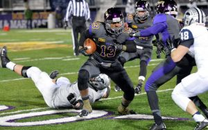 Albany safety Jamal Merritt is a good player