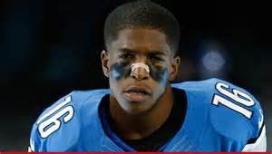 Titus Young could be locked up for his recently incident