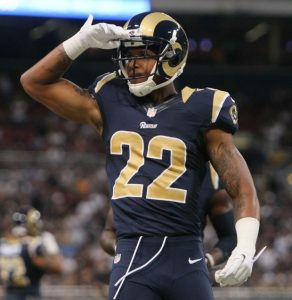 Rams cornerback Trumaine Johnson could be getting paid soon