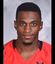 St. Francis University wide out William Martin is a speedster with great hands