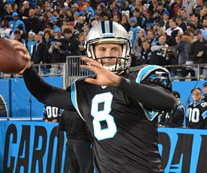 Panthers have lost punter Brad Nortman to the Jaguars
