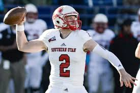 Raiders OC and QB Coach met with Southern Utah QB Ammon Olsen today
