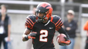 Princeton defensive back Anthony Gaffney is a playmaker that is getting a lot of attention from NFL scouts
