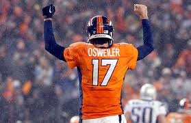 Could Brock Osweiler test free agency?