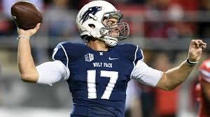 #Chargers are hosting former #Raiders quarterback Cody Fajardo