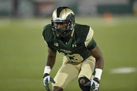 Colorado State cornerback DeAndre Elliott is a physical