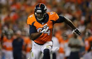 Demarcus Ware will be back with the Broncos