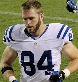 Colts have signed tight end Jack Doyle to an original round tender