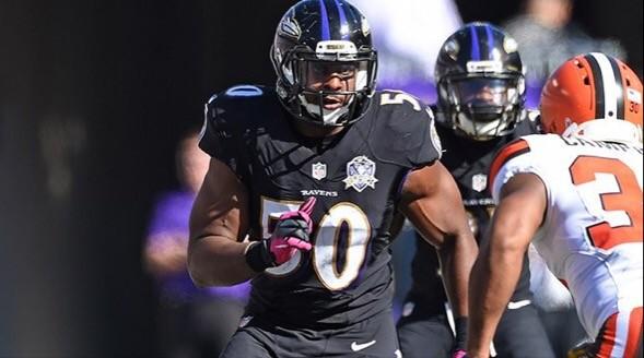 Ravens keep LB Albert McClellan