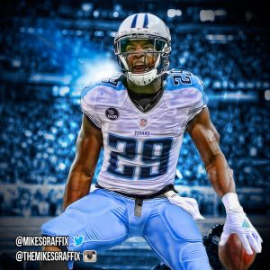 DeMarco Murray is a TITAN. Graphic by Mike Stadlman