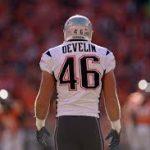 Patriots have re-signed fullback James Develin