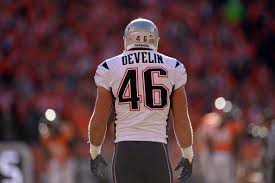 Patriots have re-signed fullback James Develin to a one year deal