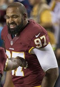 Redskins have released DL Jason Hatcher