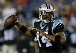 Panthers have re-signed quarterback Joe Webb