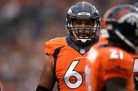 The Bears are hosting former Broncos offensive lineman Manny Ramirez