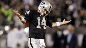Raiders make sure they keep their back-up Matt McGloin