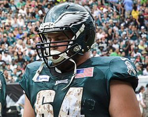 Eagles have placed a low tender on offensive lineman Matt Tobin