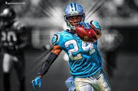 Josh Norman is the best corner in the NFL right now, and he wants to be paid like it