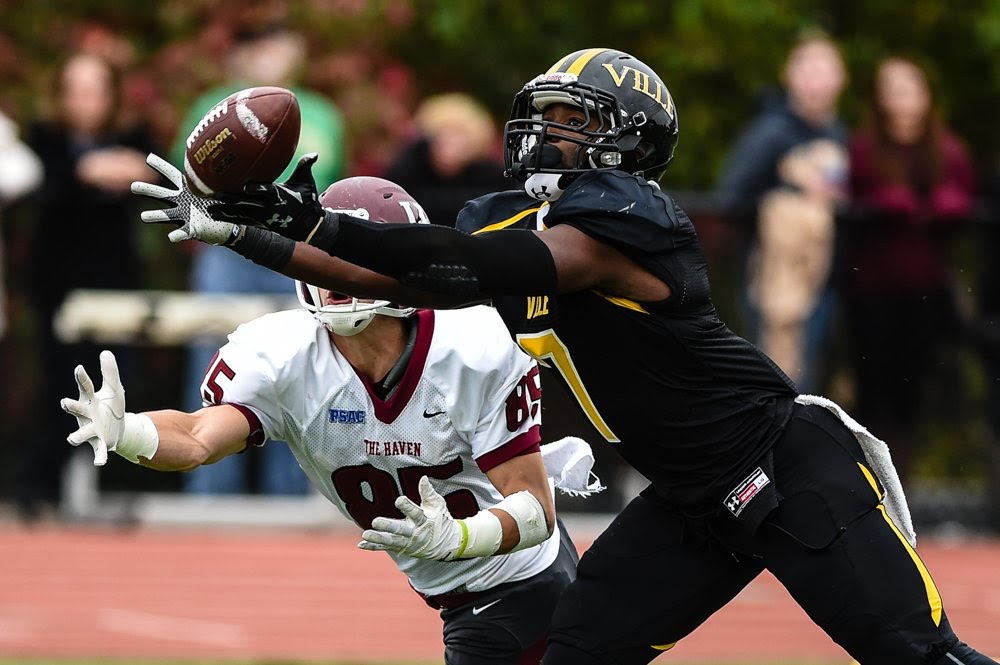 Millersville defensive back Rasheed Johnson is a playmaker