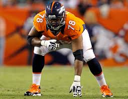 Broncos are expected to shop LT Ryan Clady