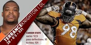 Patriots have signed massive nose tackle Terrance Knighton