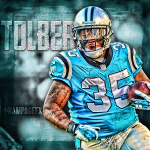 Panthers are working hard to get Mike Tolbert under contract before other teams have a shot to sign him
