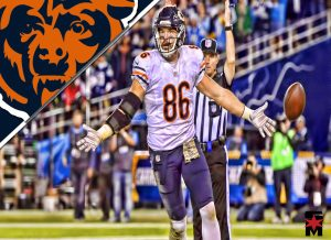 Rams are hosting former Bears tight end Zach Miller for a visit tomorrow