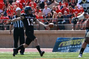 Lions are working out former Southern Utah punter Brock Miller this week