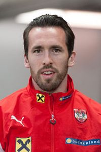 Christian Fuchs would like to pursue a career in the NFL after he retires from Soccer