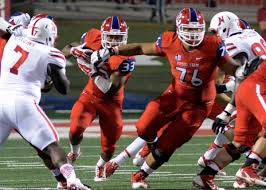 Fresno State offensive lineman Alex Fifita will attend a couple different local days