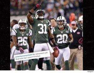 Antonio Cromartie would like to play for the Cowboys
