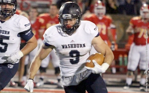 Brandon Bourbon the former Washburn running back took his one life after missing for several days