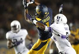 Cal wide out Bryce Treggs will visit the Raiders and 49ers next week for their local day