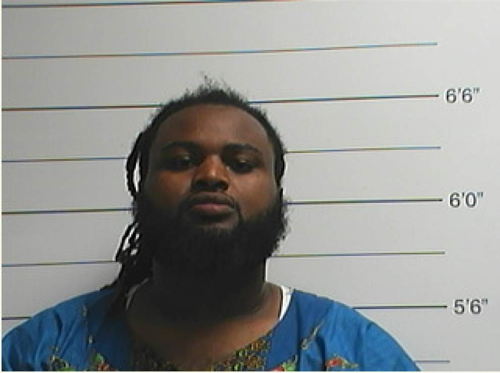 Cardell Hayes would not leave the scene after shooting Saints defensive end Will Smith