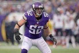 Vikings have signed LB Chad Greenway