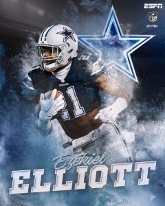 Ezekiel Elliott is a stud, but can he break this bad streak?