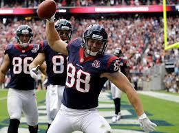Broncos have signed former Texans tight end Garrett Graham