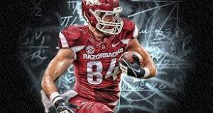 Arkansas tight end Hunter Henry is the clear cut top tight end in the 2016 NFL Draft