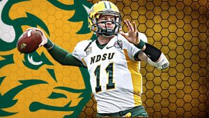 Mike Mayock has North Dakota State University quarterback Carson Wentz as his top prospect in the 2016 NFL Draft