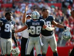 Cowboys have restructured the deal of Jeff Heath