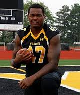 Wayne State College linebacker Marcus Jenkins is getting love around the NFL.