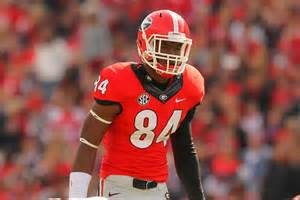 Georgia OLB Leonard Floyd is getting tons of love, could he end up in the top 10?