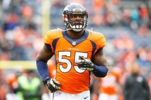 Former Broncos linebacker Lerentee McCray has signed with the Packers