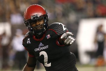 University of Cincy wide out MeKale McKay will work out for the Bengals at their local day next week