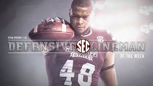 Mississippi State defensive lineman Ryan Brown will attend the Saints local day